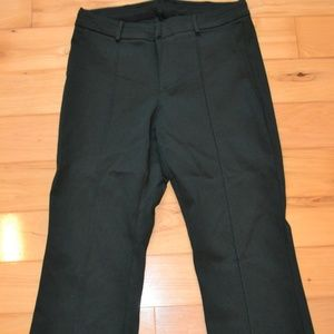 Kut from the Kloth pants 10 green stretch